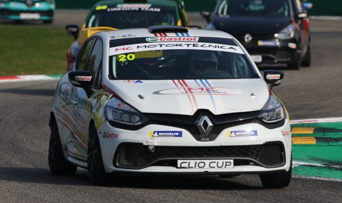 A Monza primo trionfo di Vallarino