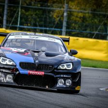 Catsburg (BMW) in pre-qualifica