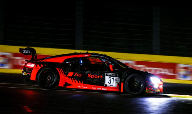 24H Spa: in qualifica OK la Audi
