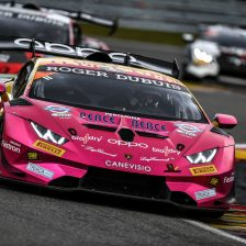 Third win gives Gilardoni the lead at Spa
