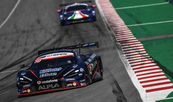 Ramos, Chaves secure GT Open title