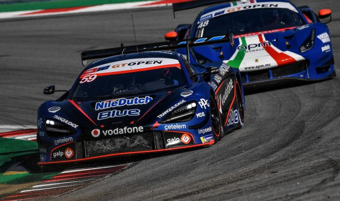 Ramos e Chaves campioni GT Open