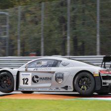Agostini e Mancinelli a Monza con Drudi