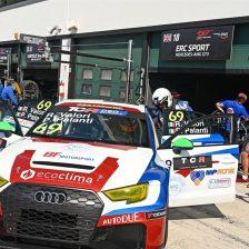 Valori sulla Audi di BF Motorsport