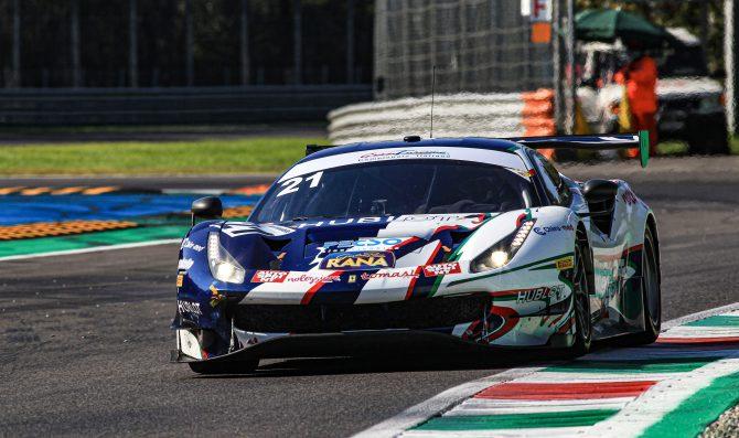 Libere 1: davanti le Ferrari