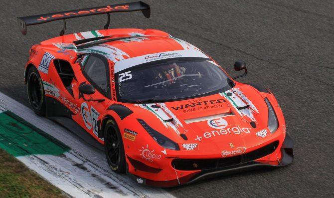 Libere 2: prima la Ferrari RS Racing