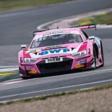 Oschersleben: subito Audi