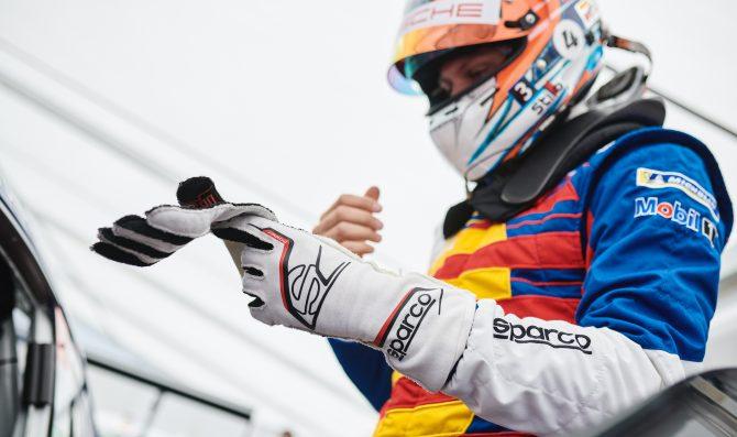 Monza: super pole di Fumanelli