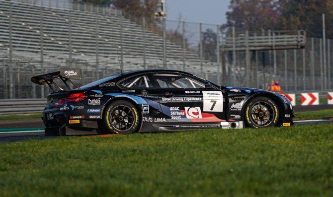 BMW in pole nel finale di Monza