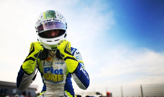 Frederick vince a Silverstone