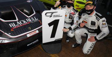 A Fuoco, Roda e Rovera il titolo Endurance