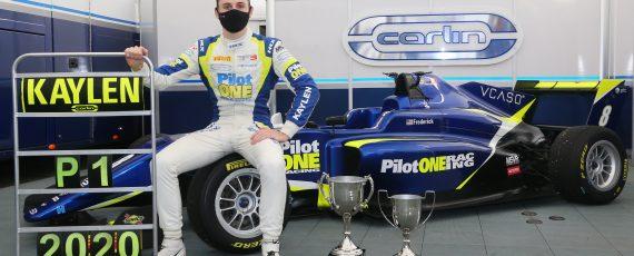 British F3: Frederick campione