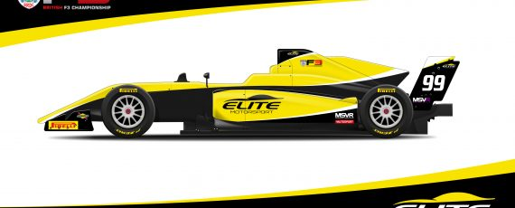 Elite Motorsport joins BRDC British F3 for 2021
