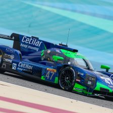 Cetilar Racing in Bahrain