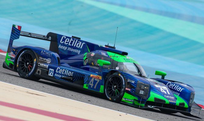 Cetilar Racing in Bahrain