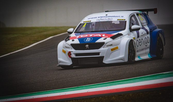 Bodega vince Gara 2 nell'ATCC