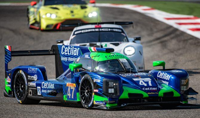 Cetilar Racing alla 24H Daytona 2021