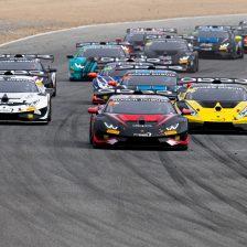 Lamborghini Super Trofeo 2021 unveiled