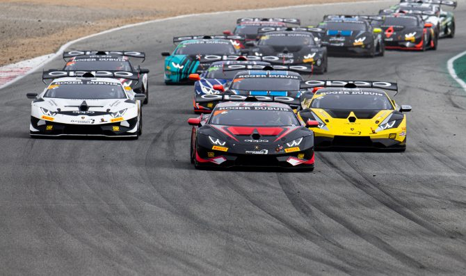 Super Trofeo: ecco i calendari 2021