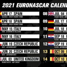 2021 EuroNASCAR unveiled