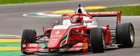 Rasmussen e Leclerc in pole