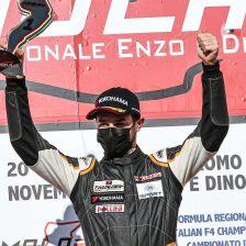 Molinaro vince, Pollini campione