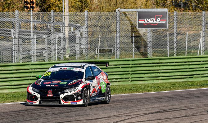 MM Motorsport chiude al top il TCR Italy 2020