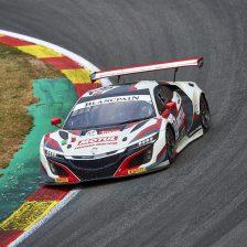 JAS entra nel GT italiano con Nova Race
