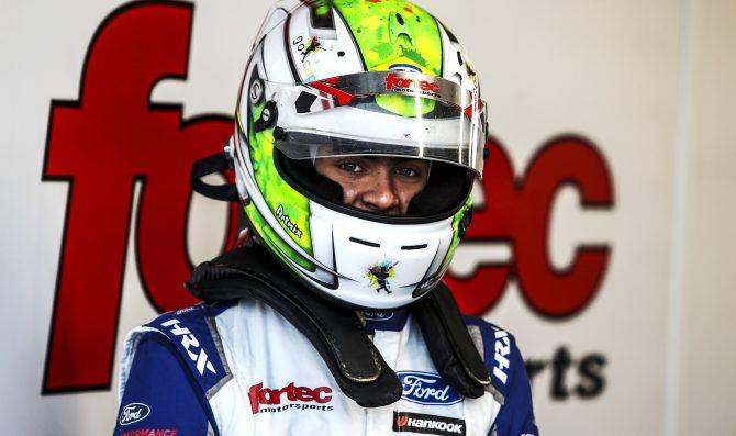Fortec Motorsports confirms Faria