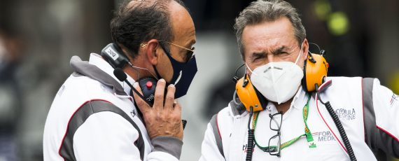 Dr Ceccarelli: all change in F1