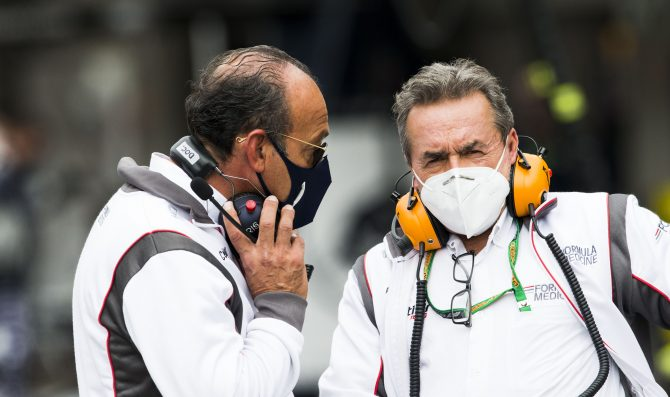 Formula Medicine: all change in F1