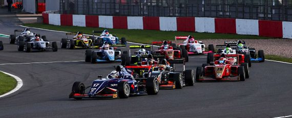 FIA F3 prize test introduced