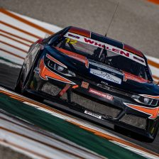 Solaris Motorsport is fourth in the 2020 EuroNASCAR season