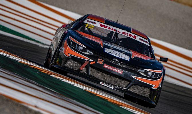 Solaris Motorsport is fourth in the 2020 EuroNASCAR season