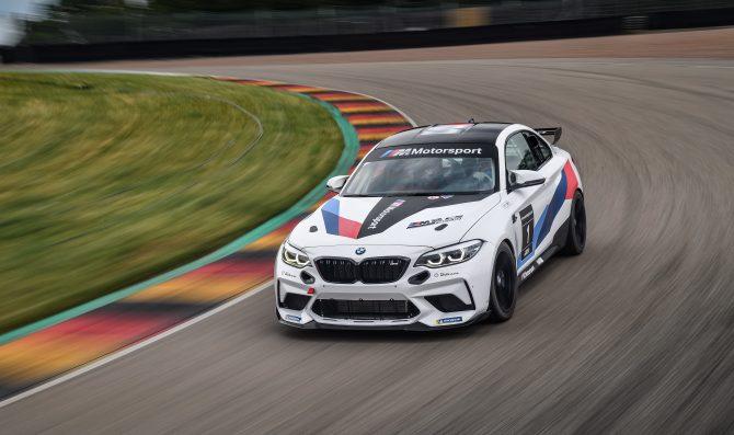 Nasce la serie M2 CS Racing Cup