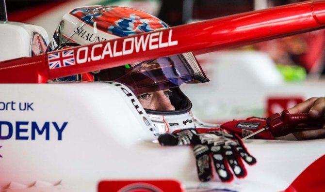Caldwell returns to Prema