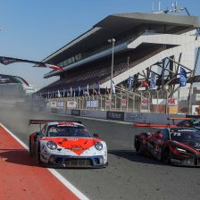 GPX Racing dominates 24H Dubai