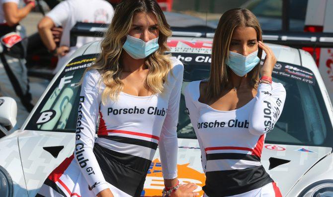 Porsche Club GT con Peroni