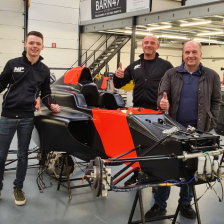 Koen switches to Spanish F4