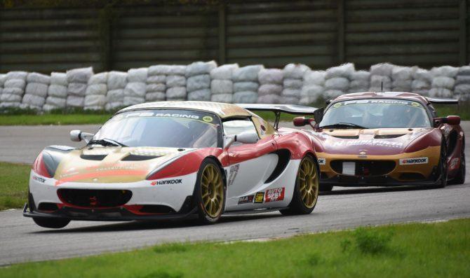 Sette round per la Lotus Cup Italia