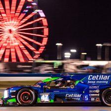 24H Daytona: il punto a metà gara