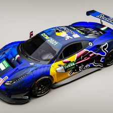 Red Bull nel DTM con AF Corse