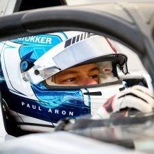 Paul Aron returns to Prema