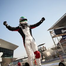 Trulli clinches F4 UAE title