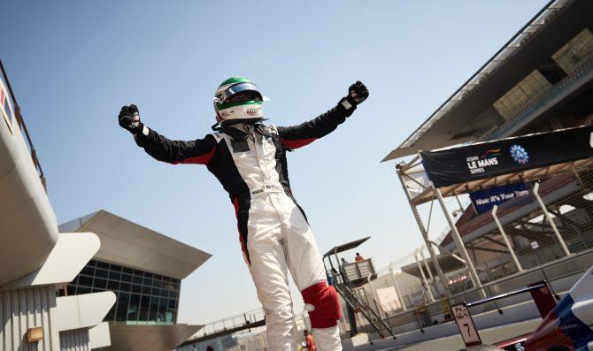 Trulli clinches F4 UAE title