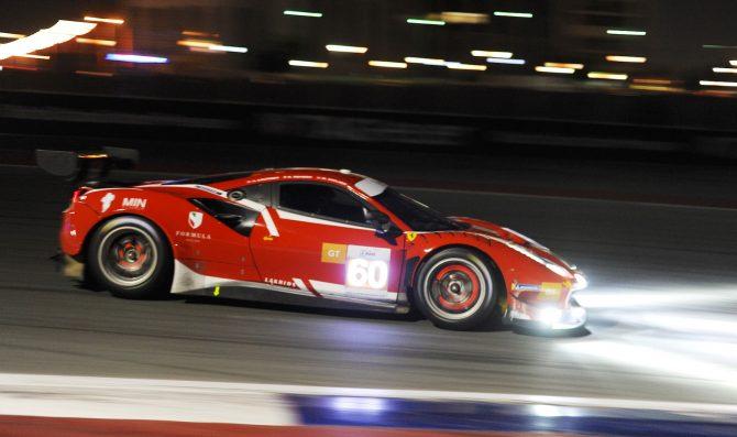 Rovera, debutto e punti a Dubai