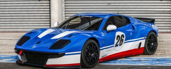 Arrivano le Ligier JS2 R