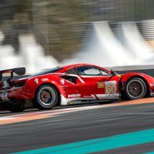 Rovera sul podio a Abu Dhabi
