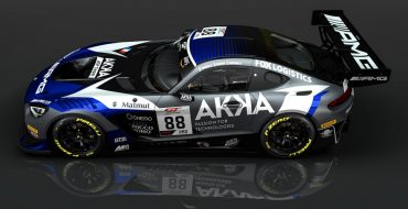 GT World, slittano i test del Ricard