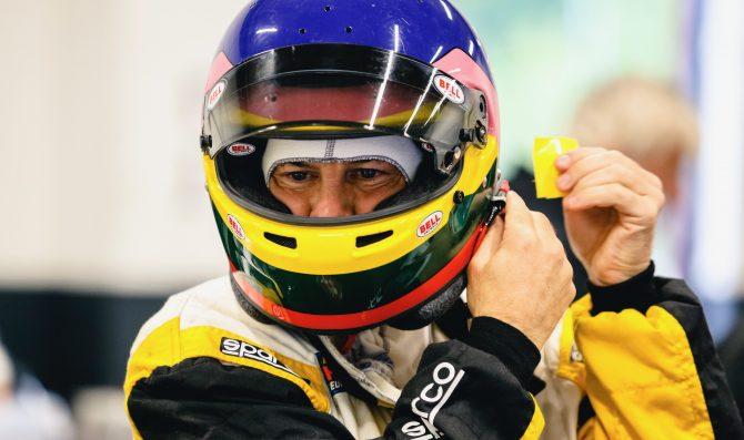 Villeneuve continua in EuroNASCAR